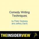 Peter Desberg and Jeffrey Davis Webinar: Comedy Writing Techniques