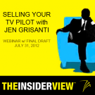 Jen Grisanti Webinar: Selling Your TV Pilot