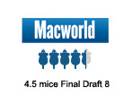 Macworld 4.5 / 5 Mice